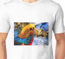 Golden Pheasant  Unisex T-Shirt