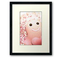 Gingerbread Dreams Framed Print
