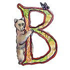 B is For Bear  by Jewel  Charsley