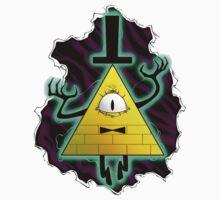 Bill Cipher One Piece - Long Sleeve
