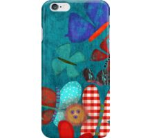 Butterfly case iphone 4 - 4s iPhone Case/Skin