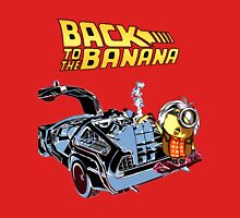 Back To The Banana Future Unisex T-Shirt