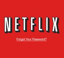 Netflix - Forgot Your Password by iceteeart
