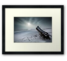 Willow's Gap Framed Print