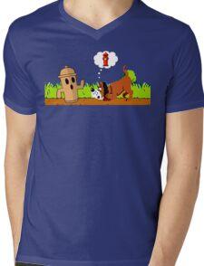 Leave Lloid Alone! Mens V-Neck T-Shirt