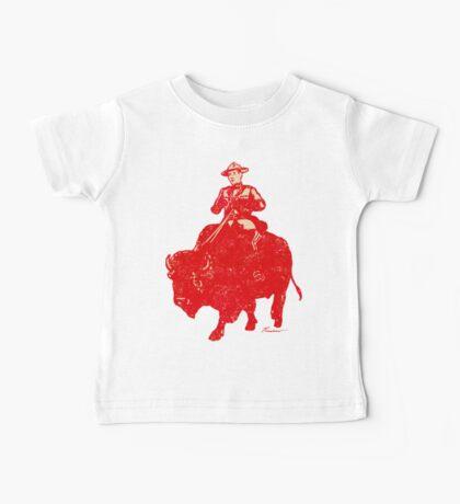Border Patrol - Canada / Buffalo Baby Tee