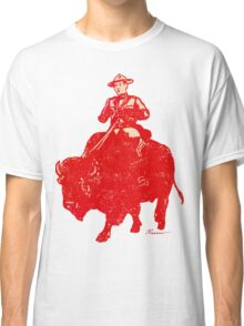 Border Patrol - Canada / Buffalo Classic T-Shirt