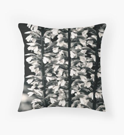 Going Vertical Throw Pillow