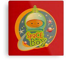 Space Boy! Metal Print