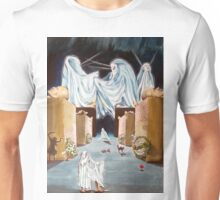 Playing the Beyond Unisex T-Shirt