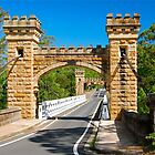 Kangaroo Valley Bridge by Penny Smith