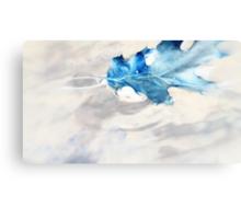 Lake of Dreams... Canvas Print