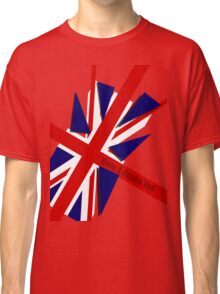 Have a Cuppa Tea - Union Jack Classic T-Shirt