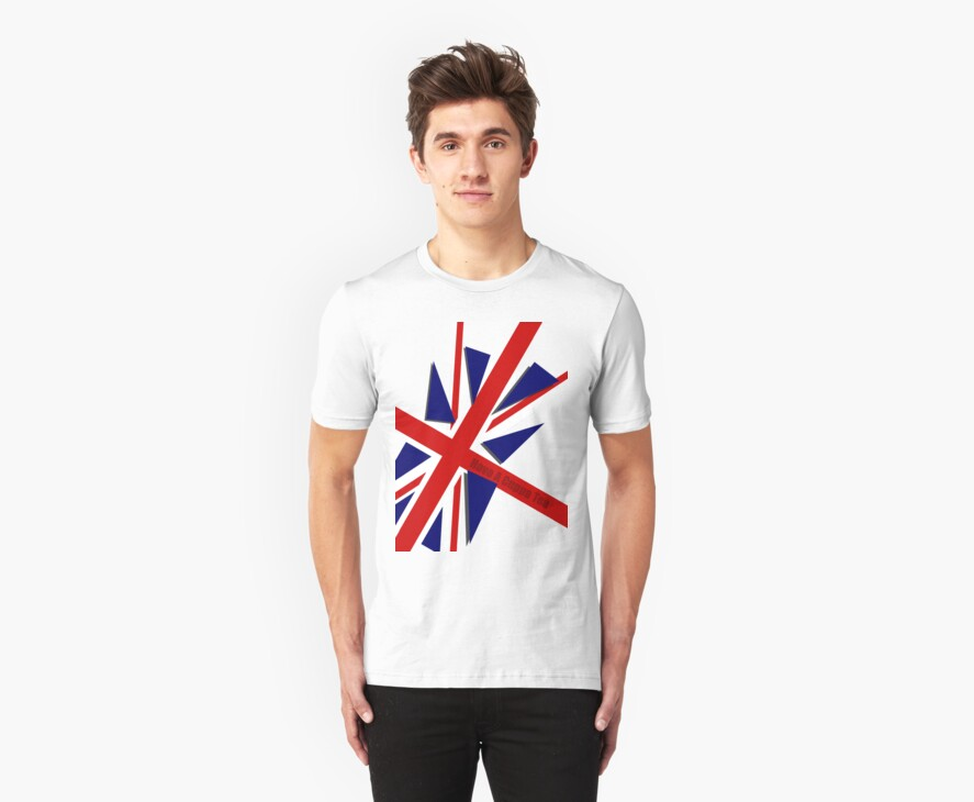 Have a Cuppa Tea - Union Jack by cyaxares