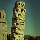 The Leaning Tower of Pisa by Sunil Bhardwaj