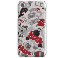 bow02 iPhone Case/Skin