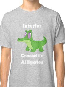 Gummy - Interior Crocodile Alligator Classic T-Shirt