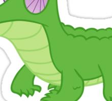 Gummy - Interior Crocodile Alligator Sticker