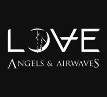 Angels and Airwaves LOVE t-shirt by MrSenorJordan