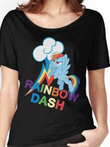 Rainbow Dash Women's Relaxed Fit T-Shirt