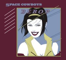 """Bebop"" by the Space Cowboys T-Shirt"
