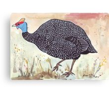 What's it worth in Guineas? Canvas Print