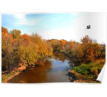 Autumnal View Poster