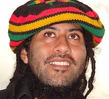 Down Here In Jamaica - Aqui En Jamaica by Bernhard Matejka