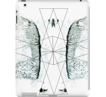 Ink triangle iPad Case/Skin