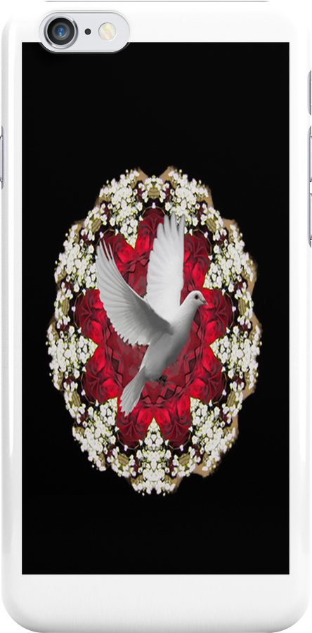 ✿⊱╮  ✿⊱╮WINGS OF A DOVE IPHONE CASE ✿⊱╮  ✿⊱╮ by ✿✿ Bonita ✿✿ ђєℓℓσ
