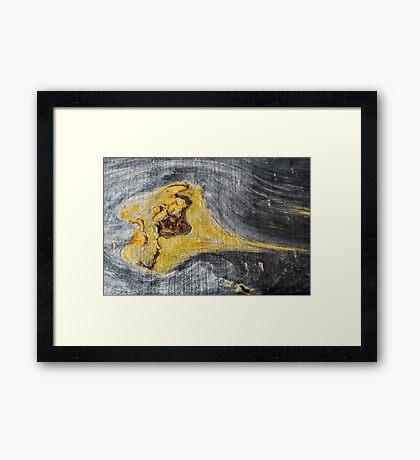 Light Embrace Framed Print