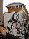 Mural by El Mac, Bristol, UK by buttonpresser