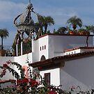 Living In The Shade Of The Church - Vivir En La Sombra De La Iglesia by Bernhard Matejka