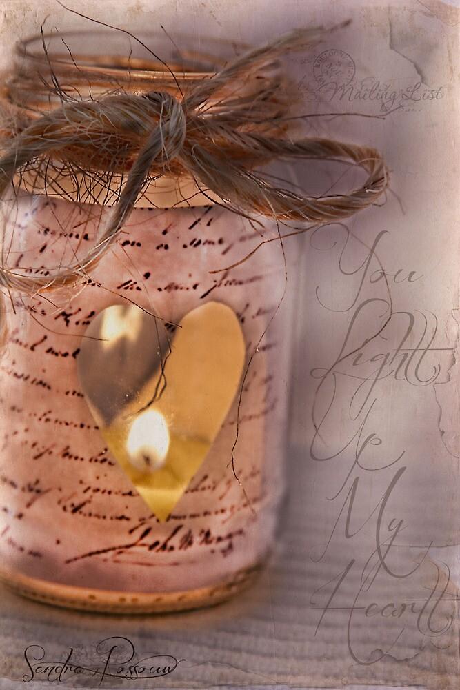 You Light up my Heart  by SandraRos