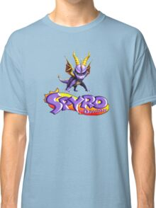 Spyro The Dragon Classic T-Shirt