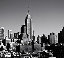 Timeless - The New York City Skyline by Vivienne Gucwa
