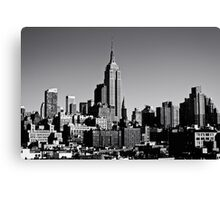 Timeless - The New York City Skyline Canvas Print