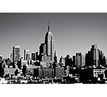 Timeless - The New York City Skyline Photographic Print