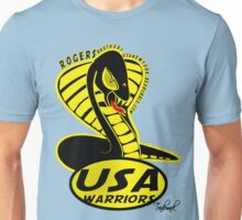 usa warriors snake by rogers bros  T-Shirt