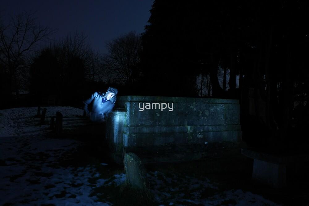 Ghostly Yampy by yampy