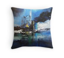 Cool Point of View Throw Pillow