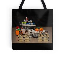 Ghostbuster Halloween Tote Bag