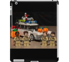 Ghostbuster Halloween iPad Case/Skin