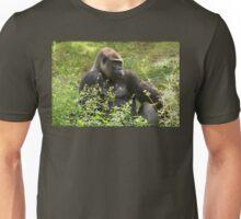 Handsome Gorilla Unisex T-Shirt