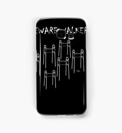 BEWARE HALLOWEEN WALKERS  Samsung Galaxy Case/Skin