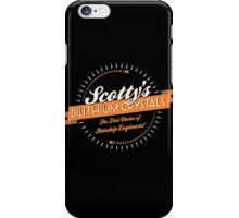 Scotty's Dilithium Crystals iPhone Case/Skin