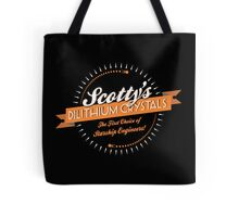 Scotty's Dilithium Crystals Tote Bag