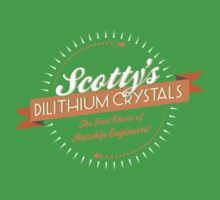 Scotty's Dilithium Crystals Kids Clothes