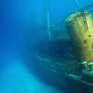 Kittiwake Wreck - Artificial Reef Celebrates Its First Birthday by A.M. Ruttle