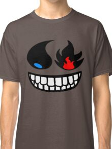 Pokemon fire and water face Classic T-Shirt